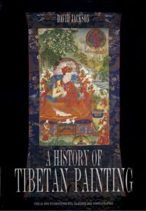 A History of Tibetan Painting: The Great Tibetan Painters and Their Traditions