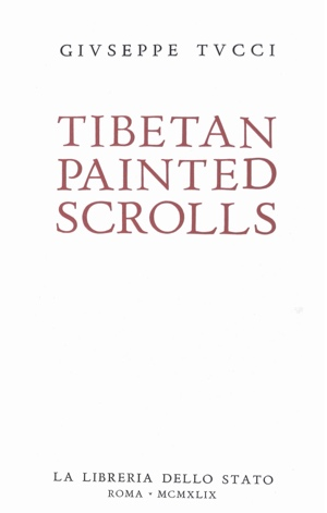Tibetan Painted Scrolls - Vol 1