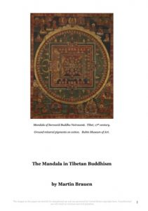 The Mandala in Tibetan Buddhism
