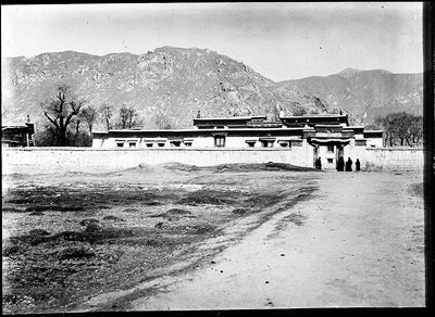 Lhalu Mansion (March 14, 1921). Taken at a time when photography was incredibly expensive and not commonplace, the fact the Lhalu family had both the financial means and opportunity to photograph their home is reflective of their great wealth and status.