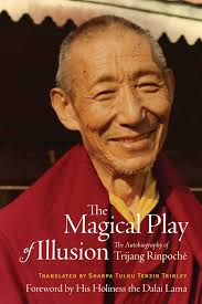 His Holiness Kyabje Trijang Rinpoche's autobiography