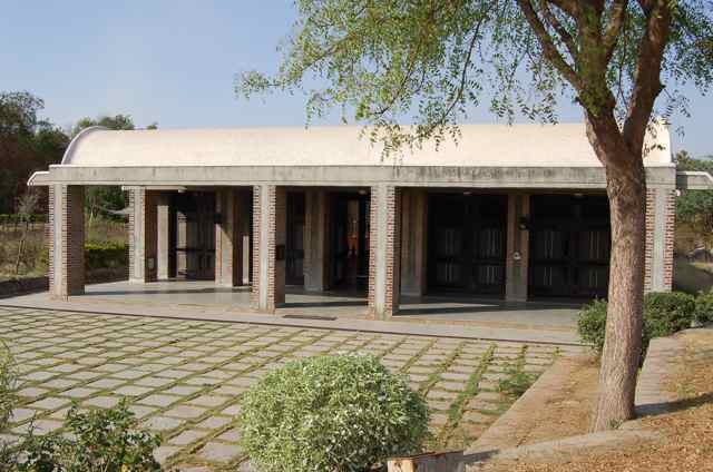 The Buddha Surya Vihara Hall was the first building to be built in Nagaloka Centre