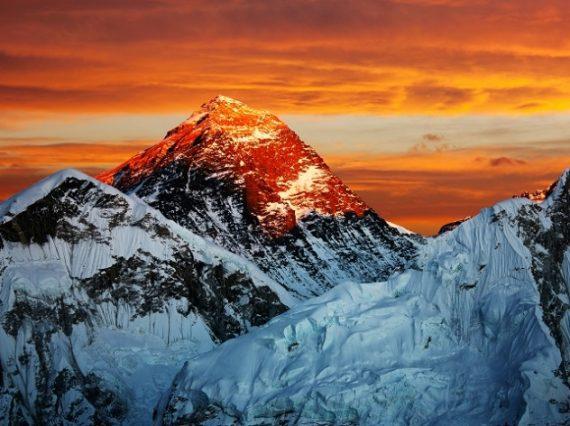 Everest from Kala Patthar – Nepal