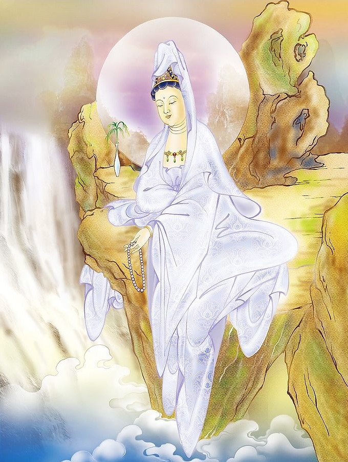 8. Gush Seeing Guan Yin (Click to enlarge)