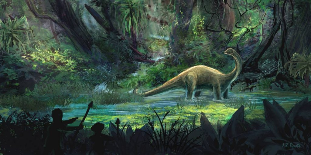 Mokele-Mbembe: The Last Living Dinosaur | 摩克拉姆贝贝: 地球