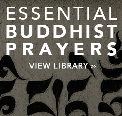 Buddhist Prayers