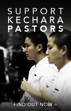 Support Kechara Pastors